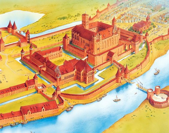 Crusader Castles of the Teutonic Knights: