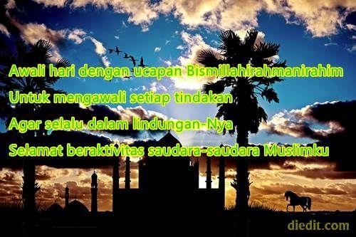 Kata Mutiara Embun Pagi Islam Islam Mutiara Persaudaraan