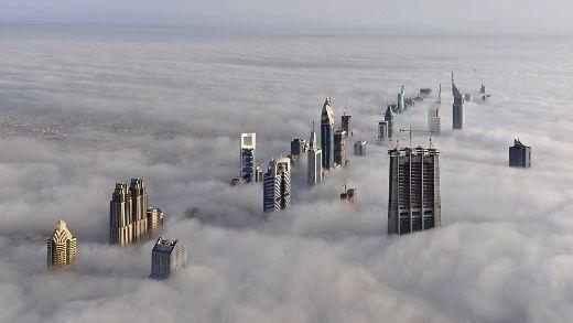 Die besten 100 Bilder in der Kategorie wolken: Echte Wolkenkratzer
