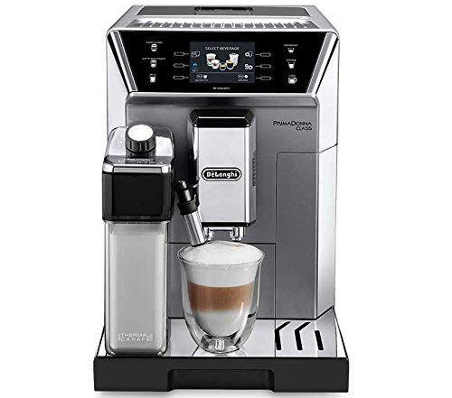 Delonghi Primadonna Class Super Automatic Espresso Machine With Milk Frother 3 5 Color Display And Mobil Automatic Espresso Machine Espresso Machine Espresso