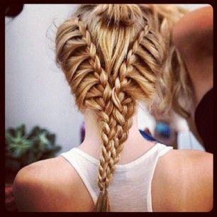 Esta es una sorprendente hazaña en el cabello | 35 trenzas preciosamente complicadas que muestran el ingenio humano