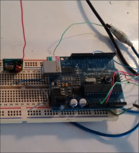 Low Cost Arduino Jammer 433 Mhz   Arduino, Arduino projects and Diy ...