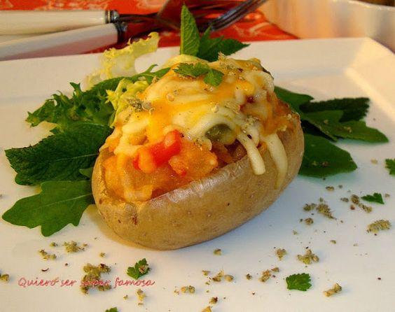 Patatas rellenas: 3 recetas a escoger | Cocinar en casa es facilisimo.com