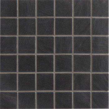 Mosaïque sol et mur Vesuvio noir | Leroy Merlin