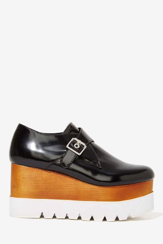 Flawless Platform Shoes