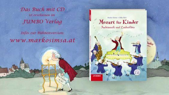 Nachtmusik und Zauberflöte - Mozart für Kinder (Marko Simsa)
