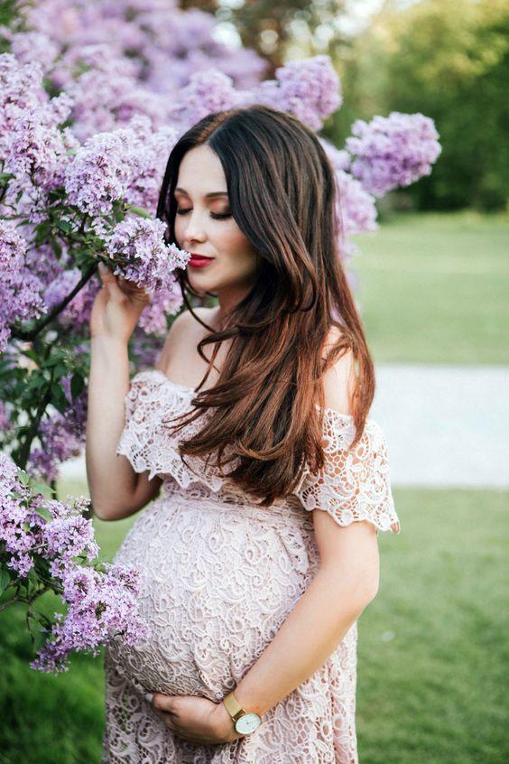 86765aca4 Hermosas Ideas De Outfit Para Tu Baby Shower Que Luzcas Divina