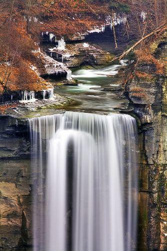 Taughannock Falls ~ Trumansburg, New York