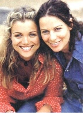 Tess and Claire