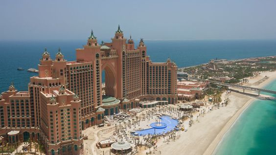 Atlantis - Palm Islands, Dubai