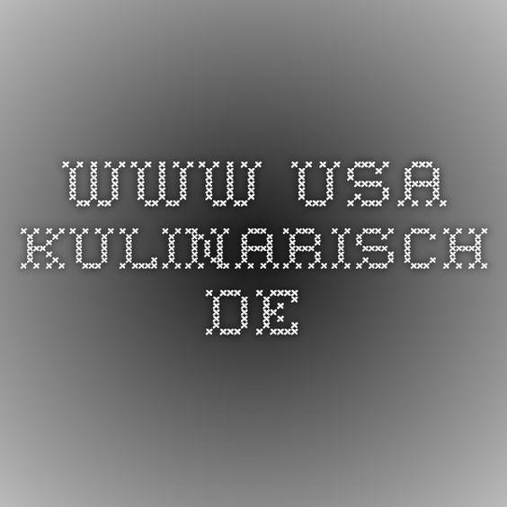 www.usa-kulinarisch.de