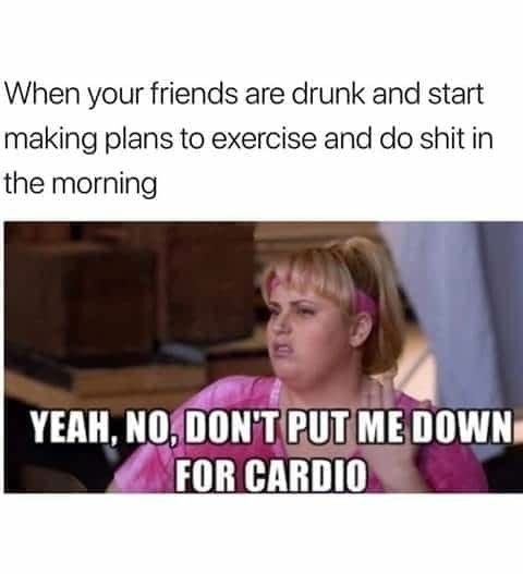 Pin By April Stowe On Funny Stuff How To Plan Cardio Exercise