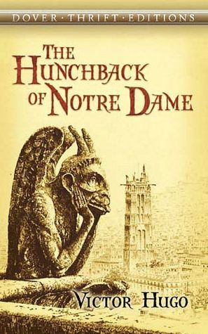The Hunchback of Notre Dame by Victor Hugo: My copy of this book has been read so many times, it looks like it got run over by a truck. I just love it. But oh Mr. Hugo. You just loved your cathedral didn't you? Whole description chapters dude? Come on.