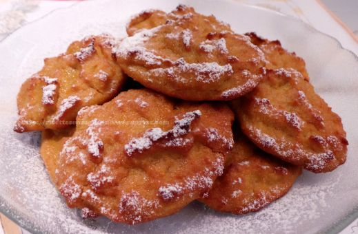 #Pumpkin and #quinoa flour pancakes. Frittelle di zucca al forno con farina di quinoa @Nutrifree