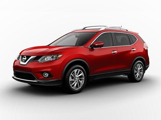 Nissan Rogue Cayenne Red Go Rogue Pinterest Cars