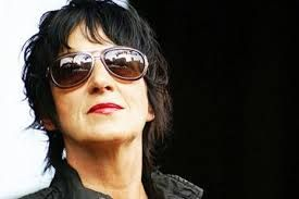 Carole Ann Pope (born August 6, 1950 in Manchester, England) is a Canadian rock singer-songwriter, whose provocative blend of hard-edged new wave rock with explicit homoerotic and BDSM-themed lyrics made her one of the first openly lesbian entertainers in the world to achieve mainstream fame. She is the sister of Emmy Award-winning television producer and screenwriter Elaine Pope
