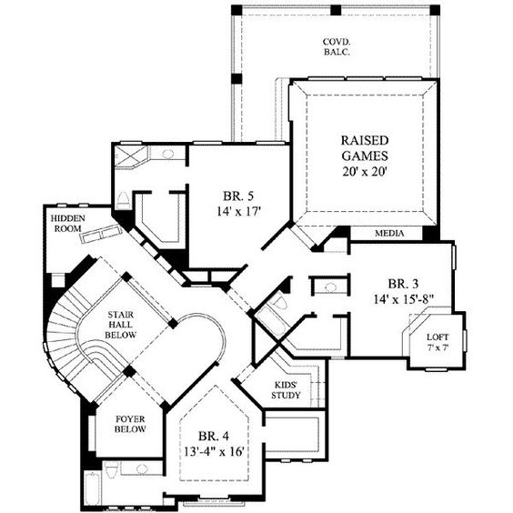 Hidden Rooms 2nd Floor And House On Pinterest