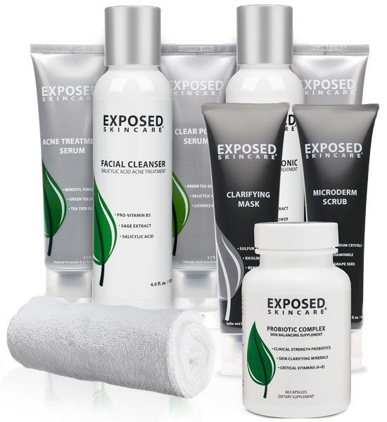 Ultimate Kit Exposed Skin Care Exposed Skin Care Natural Anti Aging Skin Care Skin Care Moisturizer