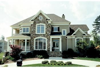 Country Plan: 4,528 Square Feet, 4 Bedrooms, 3.5 Bathrooms - 3323-00376