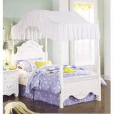 Found it at Wayfair - Diana Poster Canopy Bed