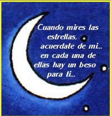 short spanish love poems   Kisses in the stars for you #learn #spanish