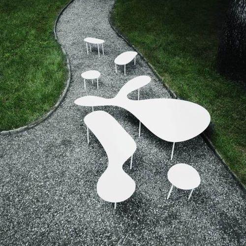 ガーデン アウトドア テーブル リビングディバー二