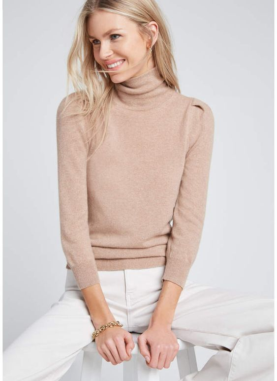 TJ MAXX CLEARANCE SALE WOMEN'S CASHMERE SWEATERS STARTING AT $29.99!