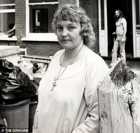 At barely 30 Erin Pizzey started the world's first women's refuge/shelter in 1971