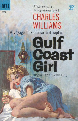 Gulf Coast Girl by Charles Williams #book #cover
