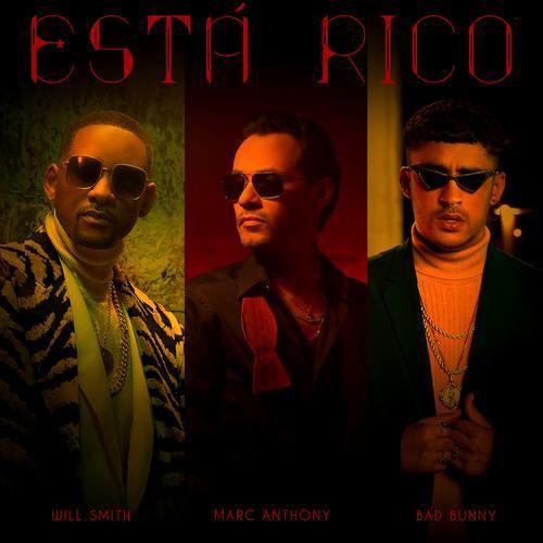 I M Listening To Está Rico By Marc Anthony Will Smith Bad Bunny On Pandora Descarga Musica Gratis Artistas De Reggaeton Música Latina