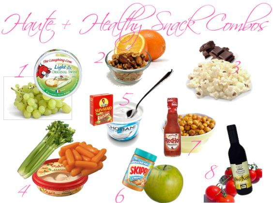 8 Tasty Snacks Under 200 Calories!