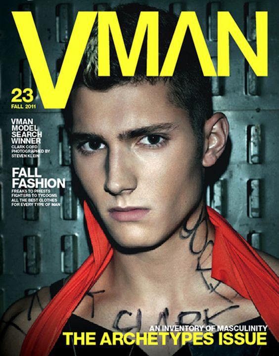 A sido colaborador de varias publicaciones de modas en revistas como V Man