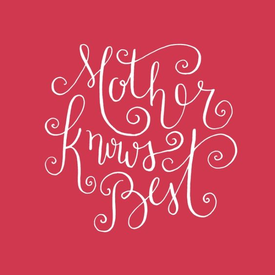 Mothers modern calligraphy and mother s day on pinterest