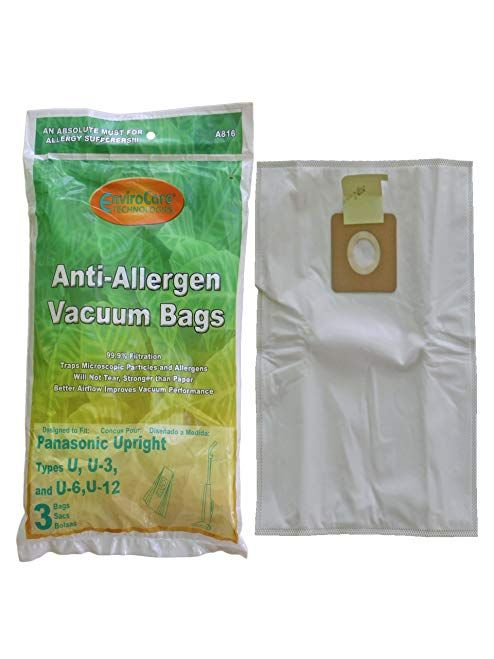 Pin On Replacement Vacuum Bags