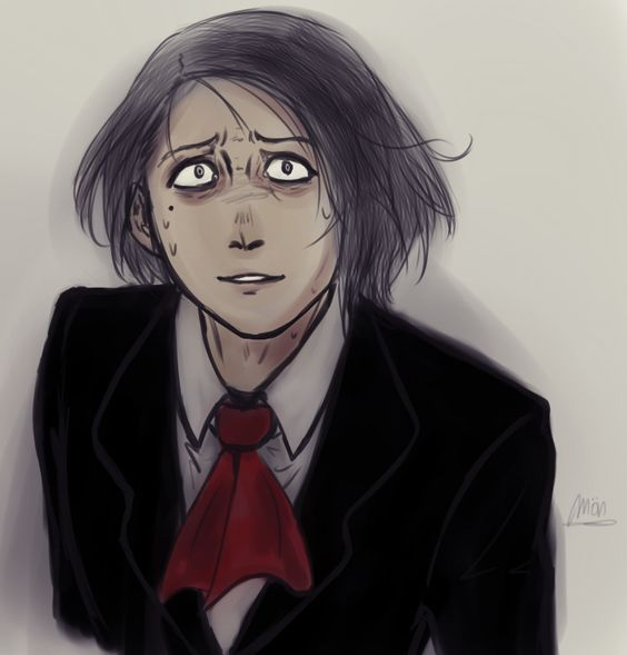 """You, vile pest."" 
