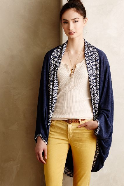Hinto Cocoon Cardigan - anthropologie.com