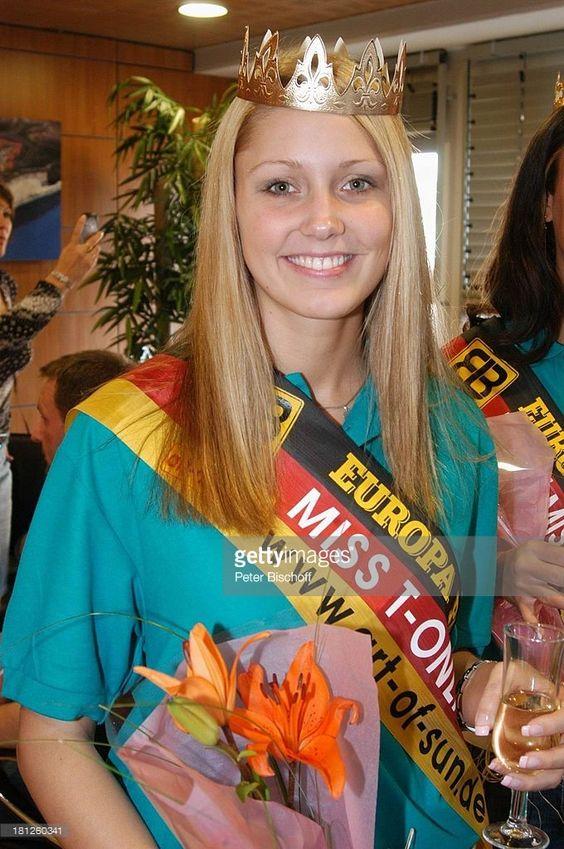 Lena Weber ('Miss T-Online', Teilnehmerin der 'Miss Germany'-Wahl 2005), Las Palmas/Gran Canaria/Kanarische Inseln/Spanien, ,
