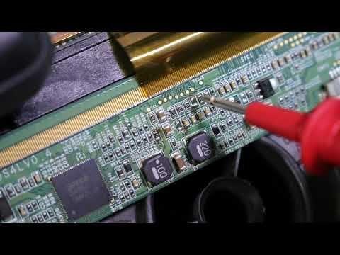 إصلاح صورة مزدوجة في بانل سامسونج حل ترقيعي من مصدر روسي Panel A320ap20s4lv0 4 Problem Double Image Youtube Sony Led Sony Led Tv Sony Lcd Tv