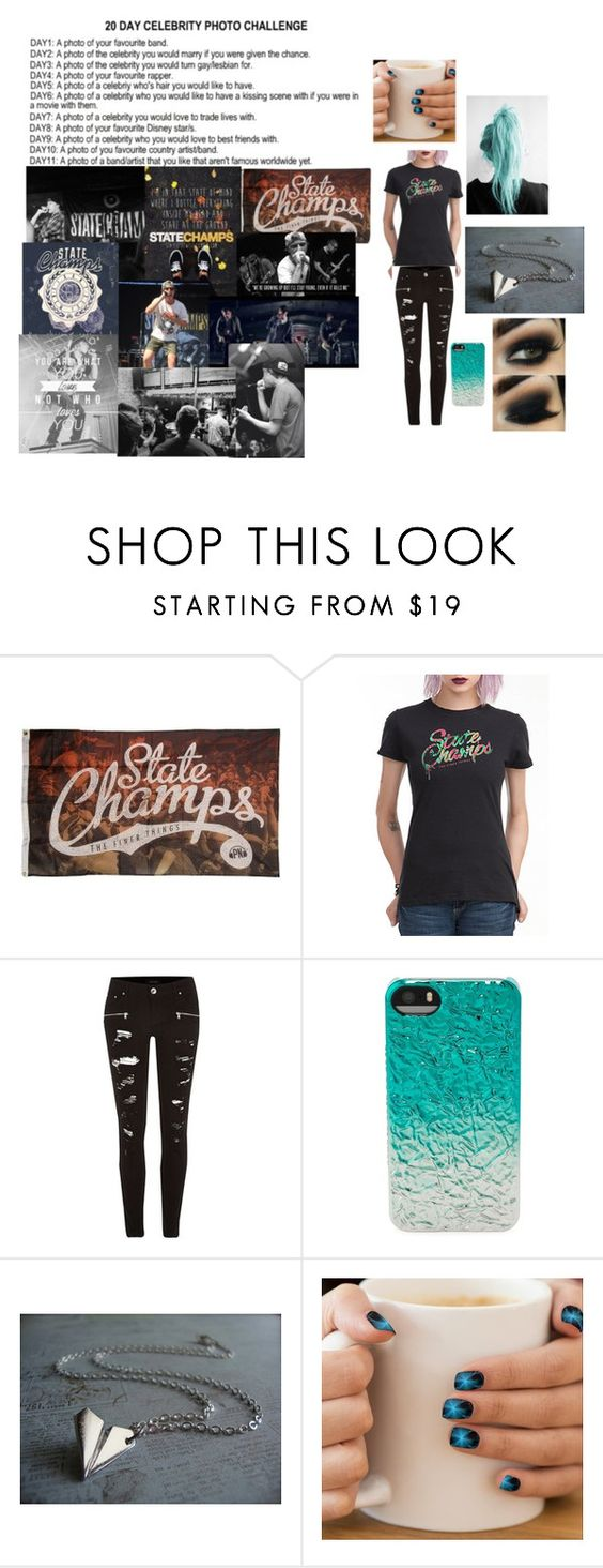 """""""Day 11"""" by lauren2900 ❤ liked on Polyvore featuring River Island and Marc by Marc Jacobs"""