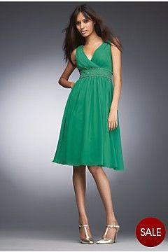 Pear shape dress