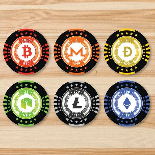 cryptocurrency poker coin