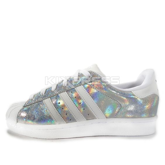 Adidas Superstar W Iridescent