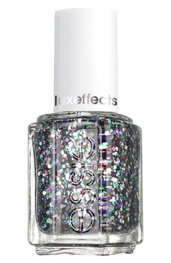 essie® 'Luxeffects - Encrusted Holiday 2013' Topcoat available at #Nordstrom Jazzy Jubilant: