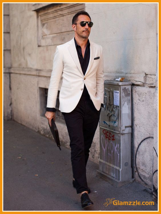 retro black and white suites - Google Search | Clothing