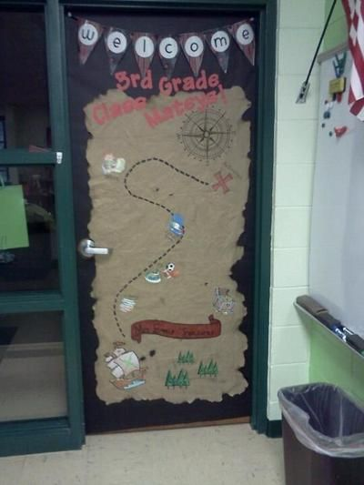Classroom Decoration Ideas With Paper : Ideas classroom door decorations decor for the