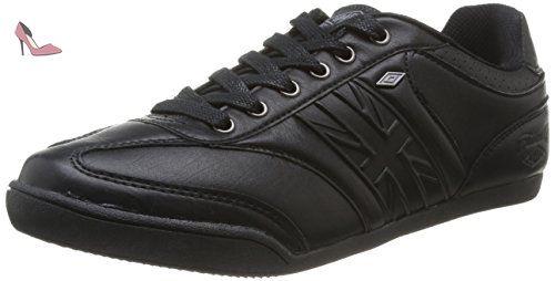 Umbro UX Accuro Pro HG, Chaussures de Football Homme, Noir (Ecb/Black/Metallic/Grenadine), 39 EU