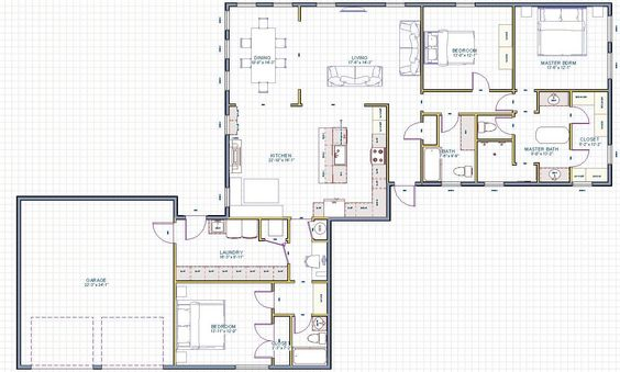 Pinterest the world s catalog of ideas - Garage conversion floor plans ...
