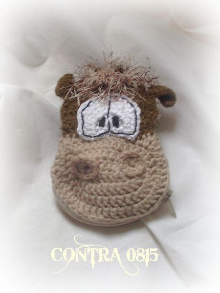 Geldbörse Pferd von contra08/15 auf DaWanda.com