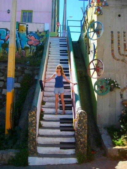 Graffiti Piano Stairs (from @steps)