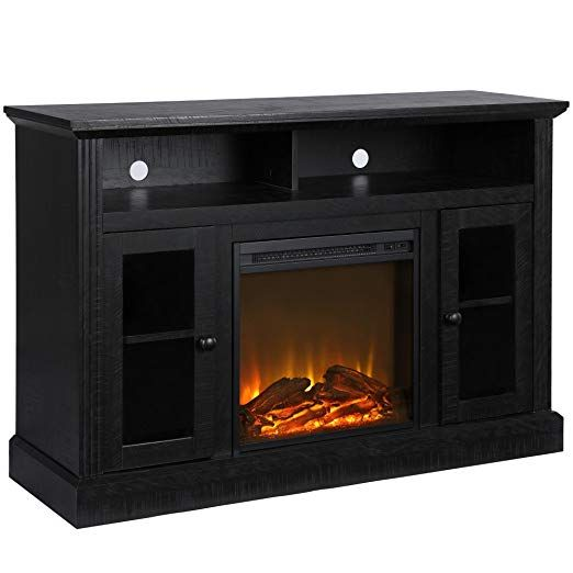 10 Best Electric Fireplace Reviews By Consumer Report In 2020 Fireplace Tv